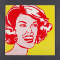 Mixed media and pop art : November 19-December... by  Sterling and Francine Clark Art Institute. Library