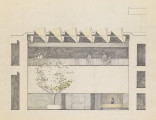 Architectural Design Drawings by Larry Richards for The Architects Collaborative (TAC) and Pietro...